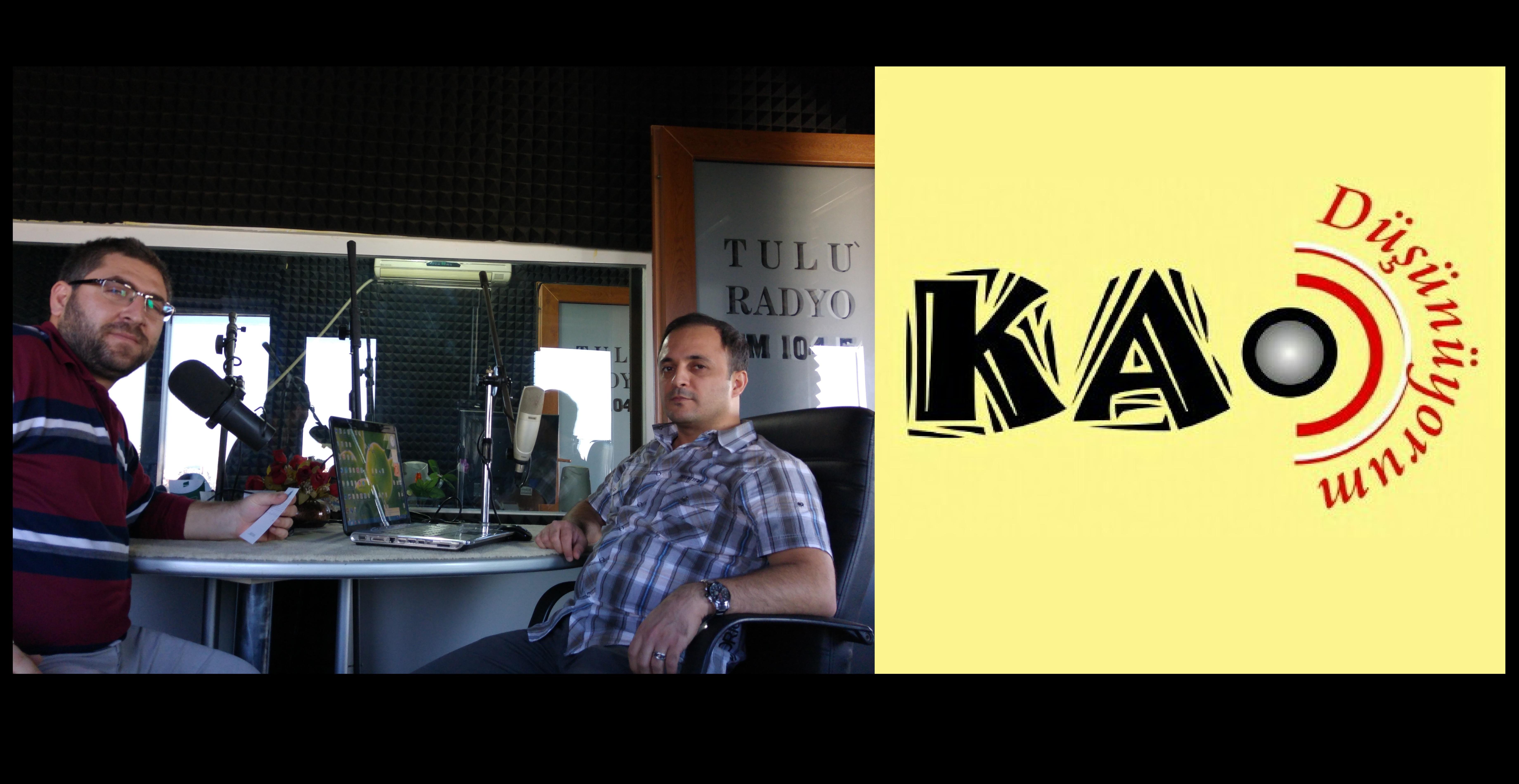 Kritik Analitik Düşünüyorum Radyo Programı (KADüşünüyorum)