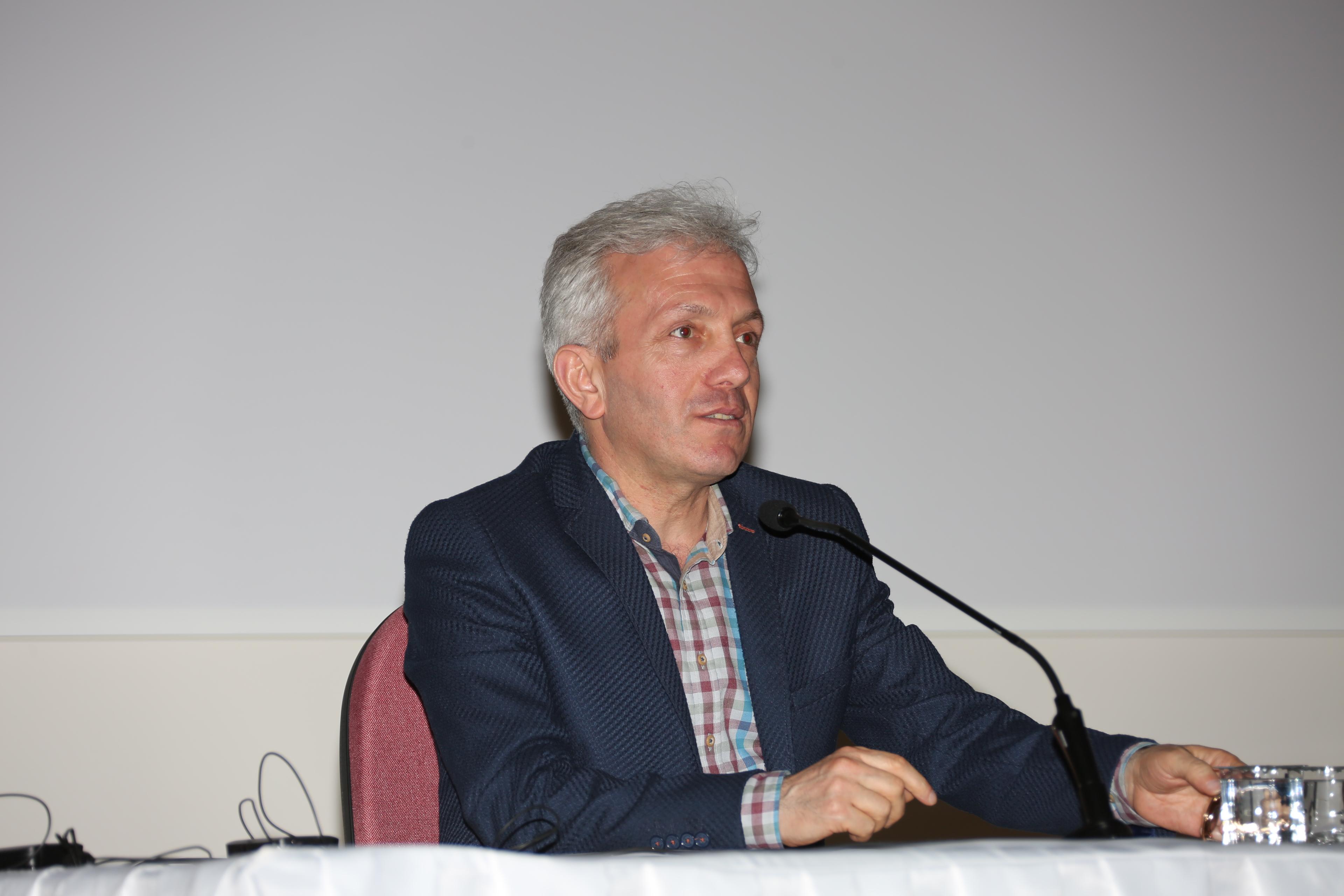 PROF. DR. EBUBEKİR SOFUOĞLU KONFERANSI